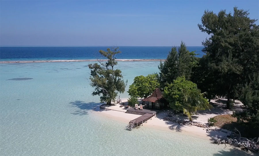 Kura Kura Resort Karimunjawa Islands Resort Indonesia Java